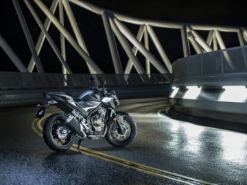 Honda CB500F 2019
