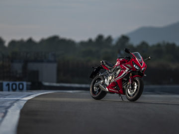 Honda CBR650R 2019