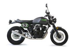 Italmoto Tiquattro Cafe Racer 250cc