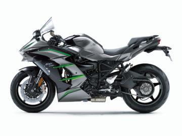 Kawasaki 2019 Ninja H2 SX SE+