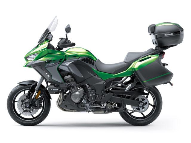 Kawasaki Versys 2019 model