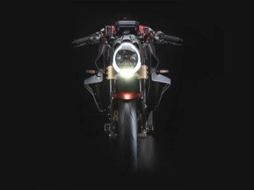 EICMA 2018: MV Agusta Brutale 1000 Serie Oro