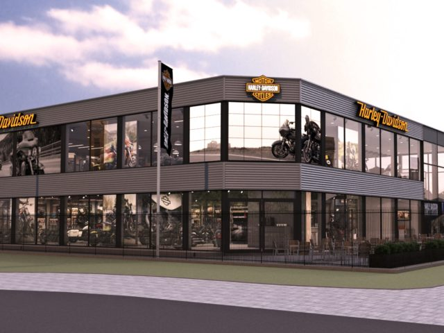 Opening Harley-Davidson Amsterdam 1