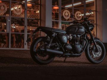 Triumph Bonneville T120 Ace 2019