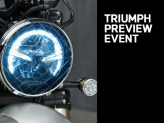 Triumph Preview Event 2018