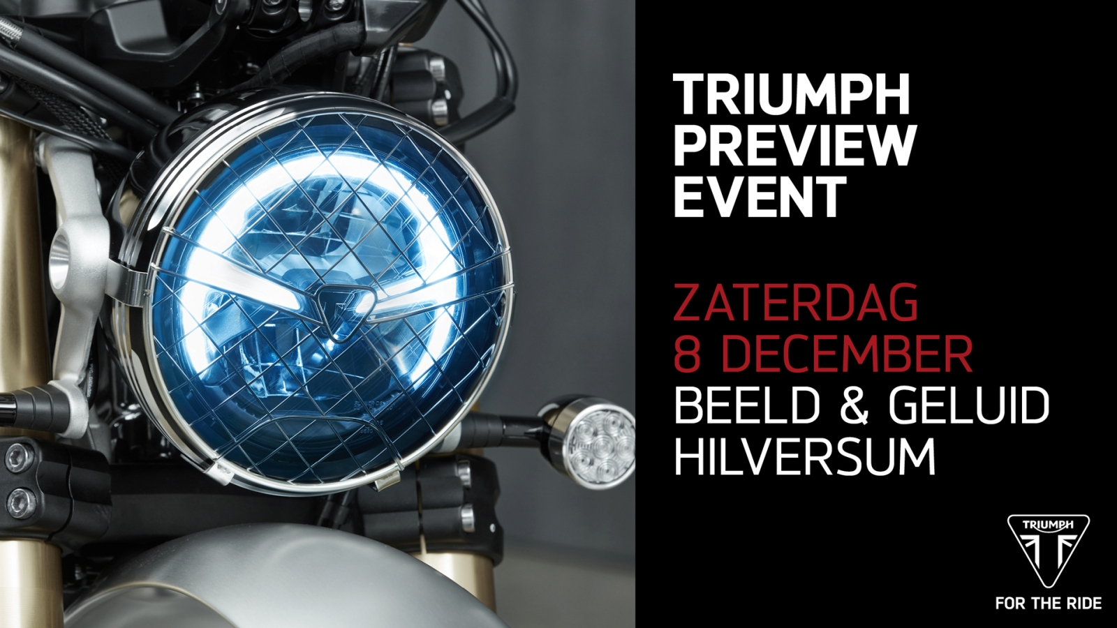 Triumph Preview Event 2018