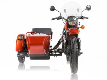 Ural Electric Prototype