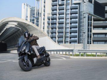 Yamaha XMAX IRON MAX 2019