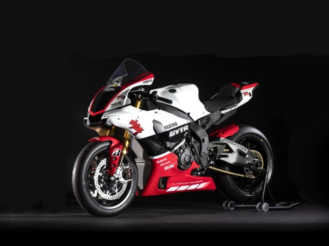 Yamaha YZF-R1 GYTR 2019