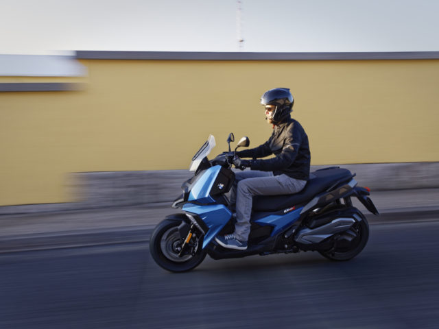 BMW C 400 X 2019