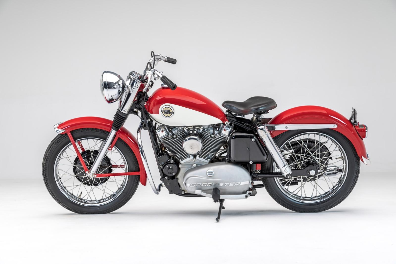 Harley-Davidson Sportster XL 1957