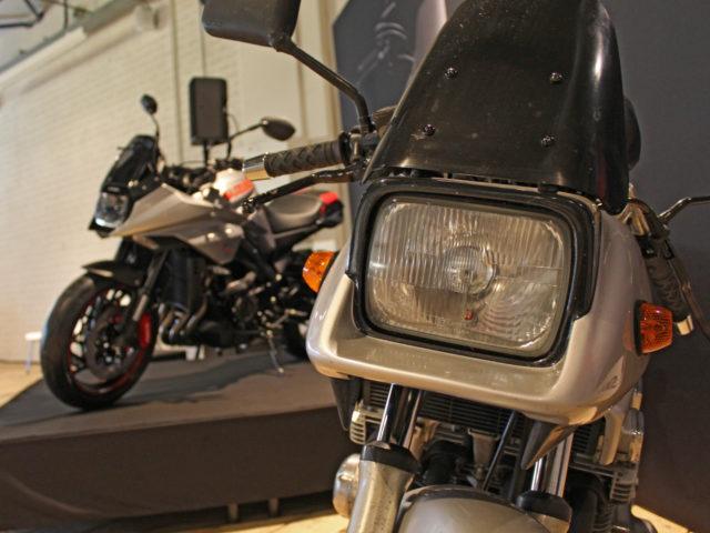 Suzuki Katana 2019 ontmoet Suzuki Katana 1981 - Reportage MotorRAI.nl - Fotografie: Bart Oostvogels