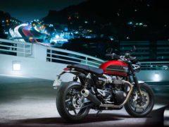Triumph Bonneville Speed Twin 2019