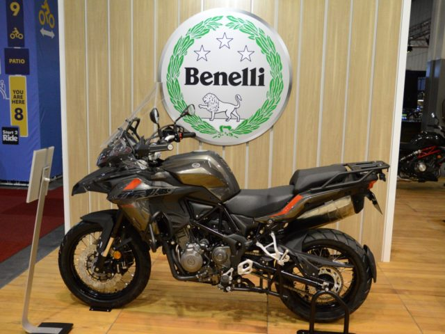 Brussels Motor Show 2019 – Benelli
