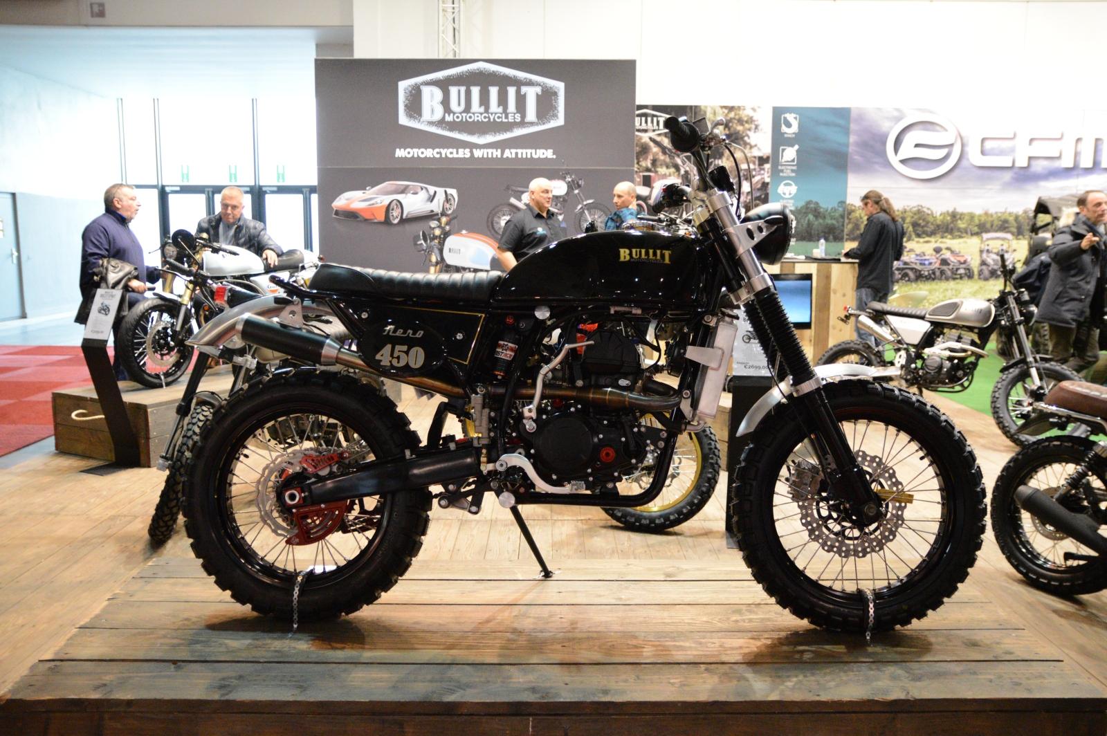 Brussels Motor Show 2019 - Bullit