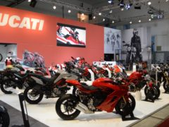 Brussels Motor Show 2019 - Ducati