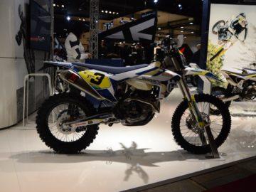 Brussels Motor Show 2019 – Husqvarna