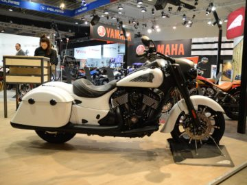 Brussels Motor Show 2019 – Indian