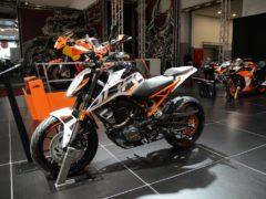 Brussels Motor Show 2019 – KTM