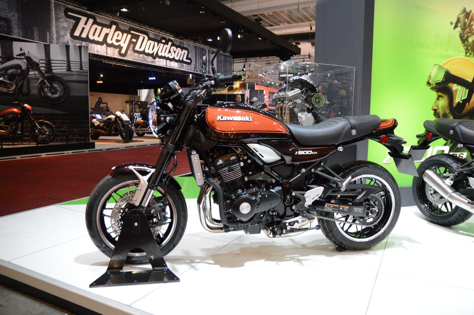 Veringupdate voor Kawasaki Versys 1000 SE 2021