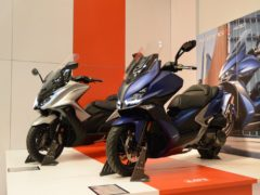 Brussels Motor Show 2019 – Kymco
