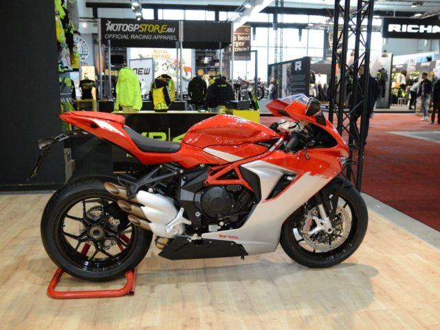 Brussels Motor Show 2019 – MV Agusta