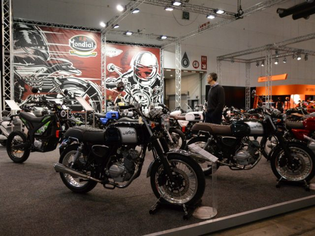 Brussels Motor Show 2019 – Mondial