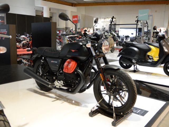 Brussels Motor Show 2019 – Moto Guzzi