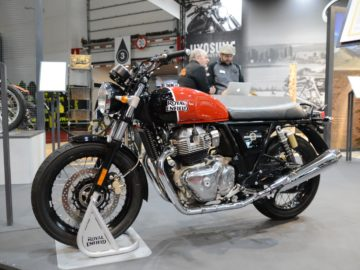 Brussels Motor Show 2019 - Royal Enfield