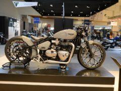 Brussels Motor Show 2019 - Triumph