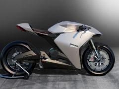 Ducati Zero Electric