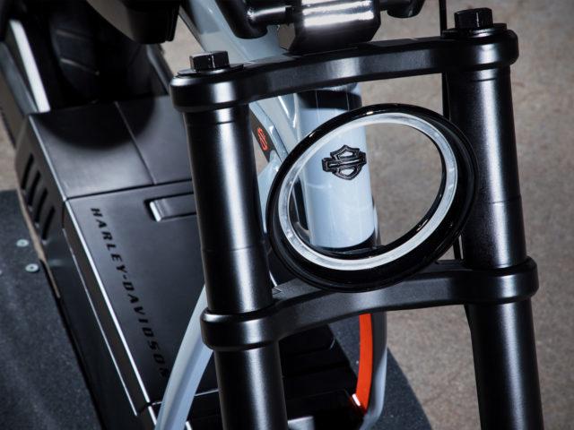 Harley-Davidson conceptmotor 2020