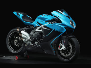MV Agusta F3 675 Sky-blue/night grey