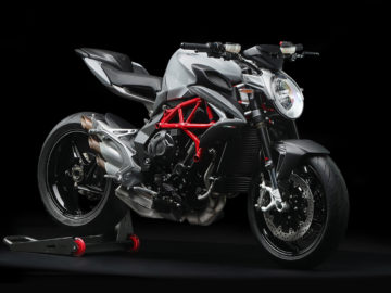 MV Agusta ice grey/aviation grey