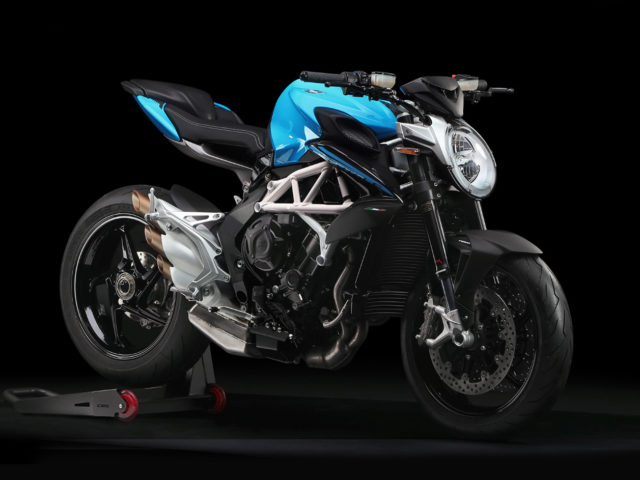 MV Agusta sky blue/night grey