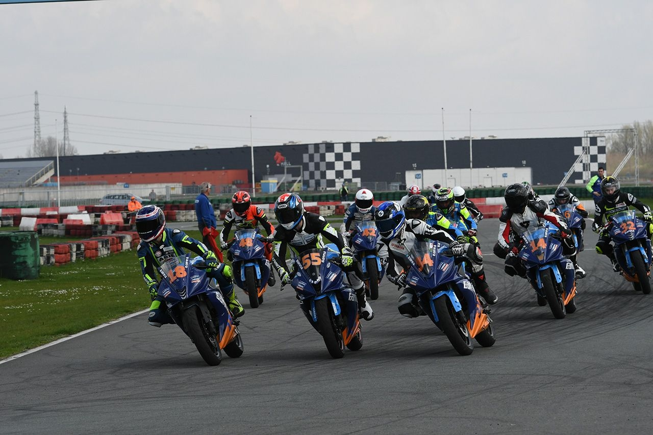 Yamaha YZF-R125 Cup 2019
