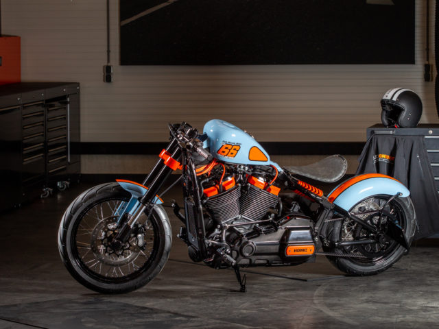 Harley-Davidson Battle of the Kings Benelux 2019