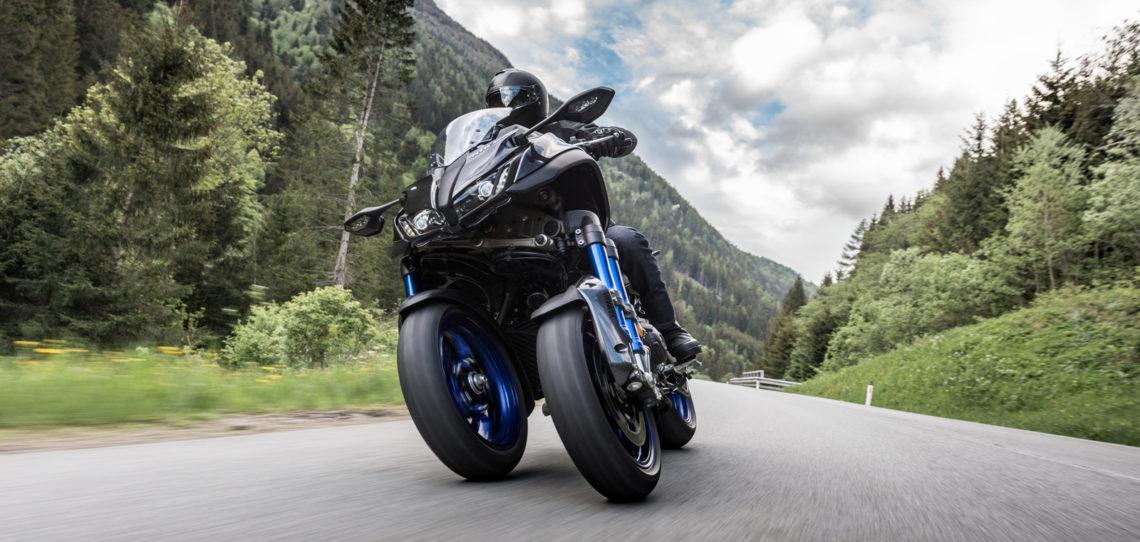 Honda NIKEN MOTORbeurs Utrecht 2019