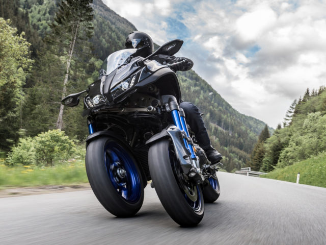 Yamaha NIKEN MOTORbeurs Utrecht 2019