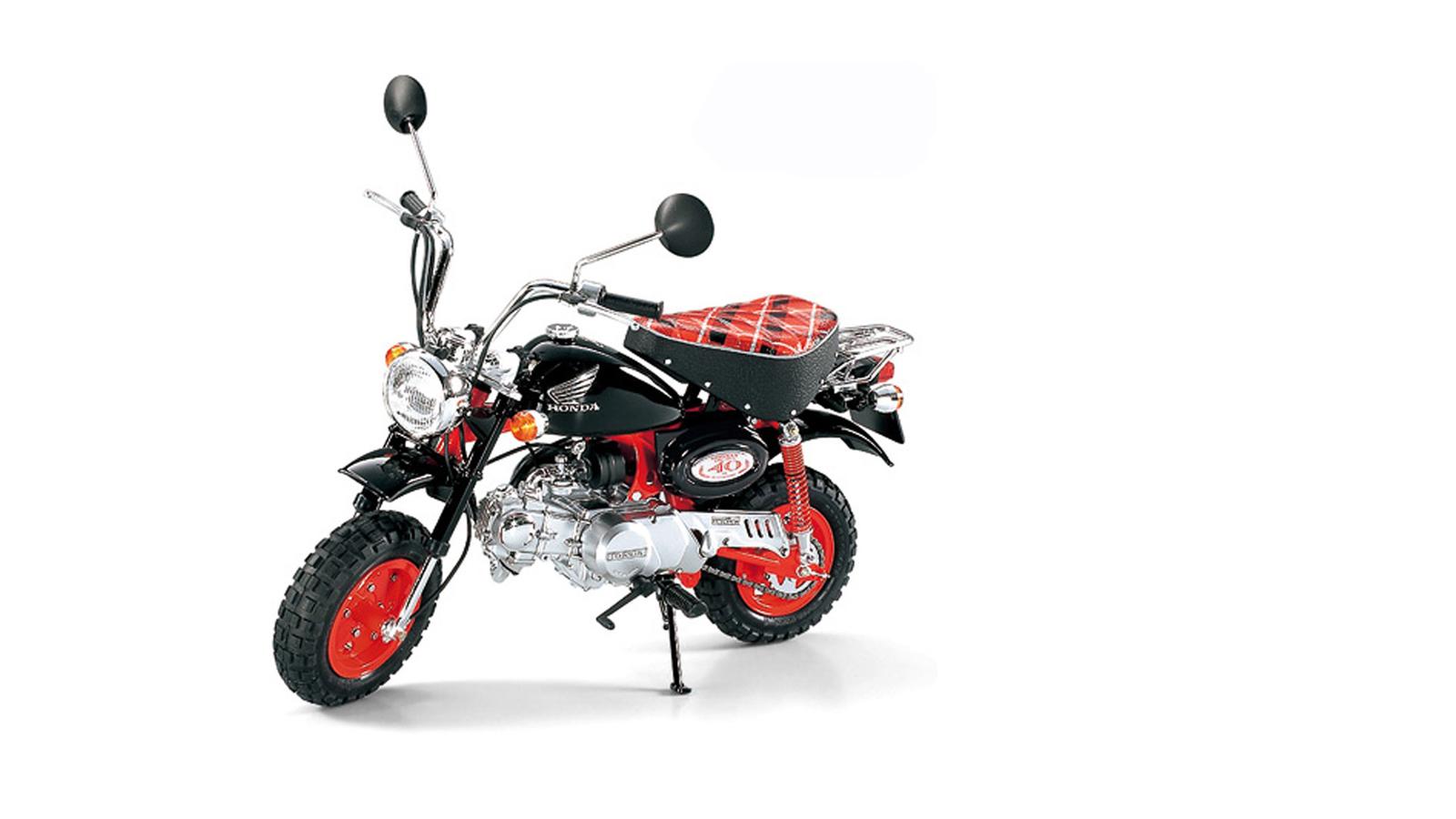 Honda Monkey - Tamiya