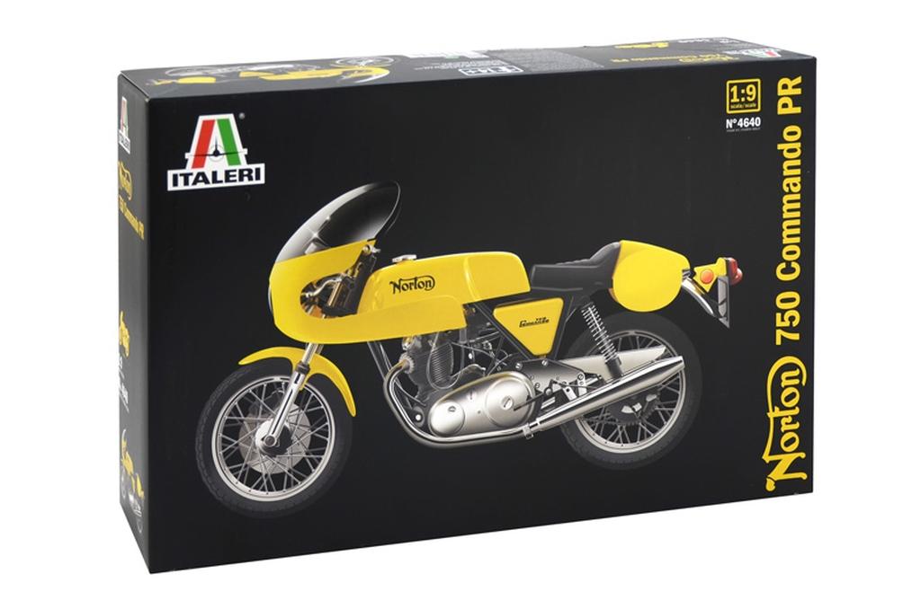 Italeri NORTON 750 COMMANDO PR 1