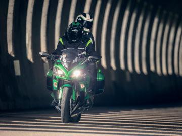 Kawasaki Z1000SX 2019