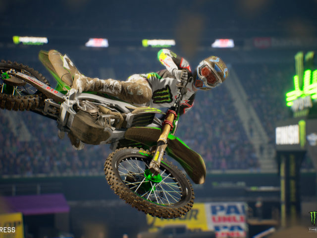 Monster Energy Supercross 2 – Gamereview