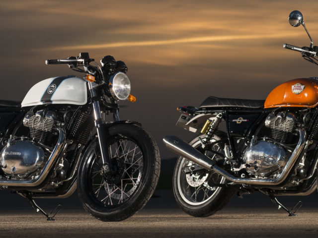 Royal Enfield 650 Twins 2019