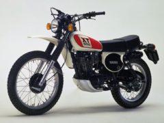 Yamaha XT500 1977