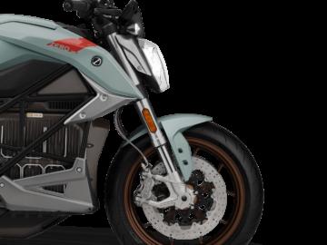 Zero Motorcycles SR/F 2019