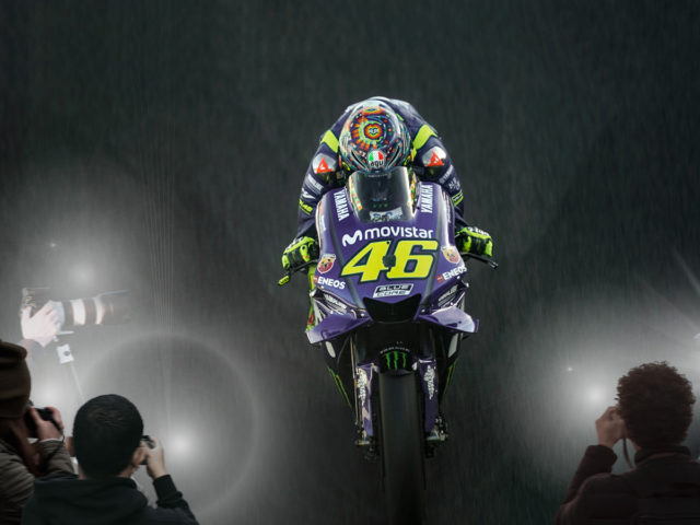 Yamaha Valentino Rossi MOTORbeurs Utrecht 2019