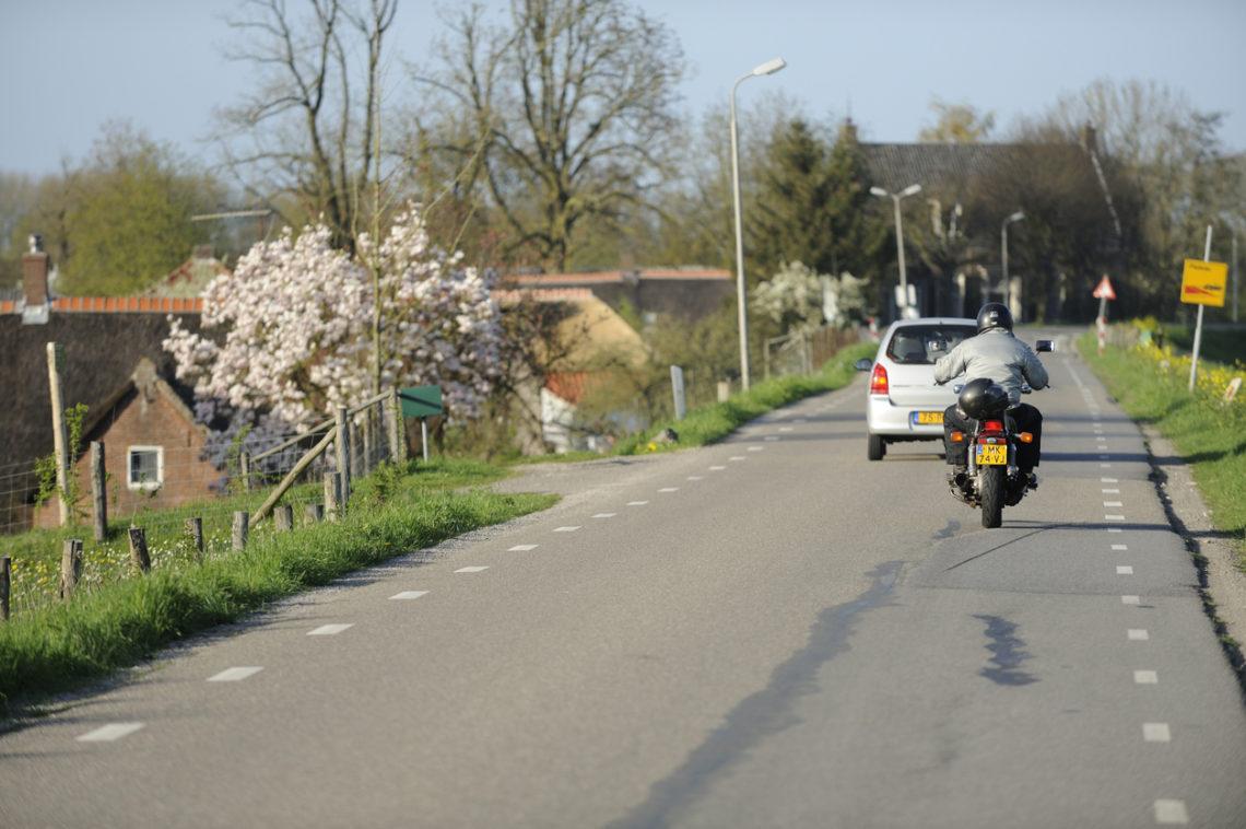 Motorrijverbod Lekdijk