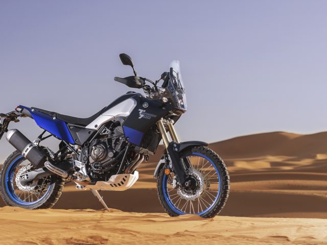 Yamaha XTZ700 Tenere