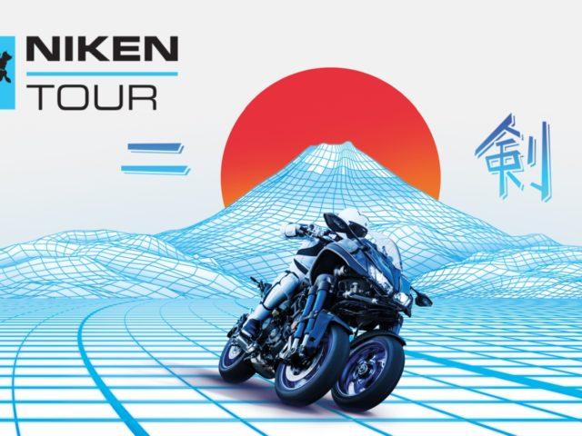 Yamaha Niken Tour